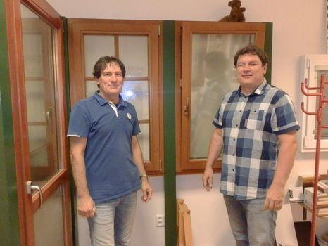 Ing. Václav Hrudka a Ing. Pavel Hrudka, majitelé Arkáda Trade spol. s.r.o.