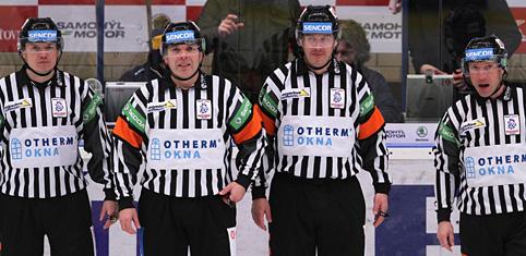 Okna Otherm sponzor hokeje